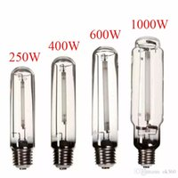 Wholesale sodium lamps for sale - Group buy Grow Light HPS Lamp E40 W W W W High Pressure Sodium Flower Bulb Flowers Vegetables Plant Grow Lamp For Ballast