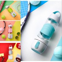 Wholesale Press Night Light - Outdoor Sport Cup Multi Color Portable Water Bottle Spay Moisturizing Light Night DIDI Remind Mug High Quality 58ts C R