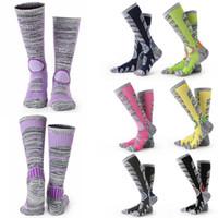 Wholesale Ski Boards - Free DHL Women & Men Hiking Socks Sports Socks For Boarding Skiing Autumn Winter Style Breathable Moisture Warm Wear-resistant G490Q