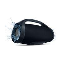 ingrosso altoparlanti bluetooth boombox-Altoparlanti stereo portatili all'aperto vivavoce Subwoofer di Subwoofer 3D dell'altoparlante di Bluetooth dell'altoparlante di Boombox Bluetooth con la scatola al minuto
