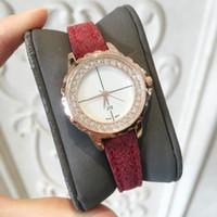 slim thin watch venda por atacado-2018 TOP ultra fino Mulheres Relógio de Quartzo Fino Ocasional Relógio de Pulso de Negócios Genuine lady Assista Relojes Hombre diamante feminino vestido de luxo relógio