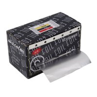 Wholesale used aluminium for sale - Portable Lightweight Manicure Tinfoil Foil For Highlighting Colouring Nails Box Aluminium With Silver Color Easy to Use