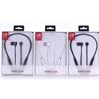 mp4 caliente al por mayor-Venta caliente auriculares bluetooth auriculares inalámbricos BT-31 para auriculares deportivos con el paquete al por menor de DHL shiping libre
