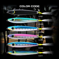 Wholesale marlin lures for sale - High End Series Floating Fishing Lure Specially for Sailfish Marlins Pencil Popper Feiyu F mm g High Grade Natural Wood