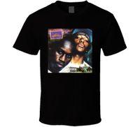 camisetas paz al por mayor-The Infamous Mobb Deep Rest en paz Hip Hop Rap Album camiseta Mans Unique Cotton Short Sleeves O - Neck Camiseta Top Tee
