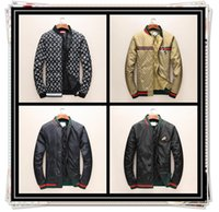 Wholesale thick corduroy jacket - Wholesale- Winter Down Jacket Men 2019Hot Brand Men Stand Collar Made Of Goose Feather Thick Coat Men's Parkas Men's Wear Thermal