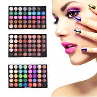 Wholesale eye shadow professional matte palette for sale - Popfeel Colors Nude Eyeshadow Palette Professional Brand Eye Makeup Glitter Eye Shadow Kit Matte Natural Eye Shadow Palette