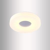 plafonniers modernes ronds achat en gros de-Moderne Blanc Acrylique LED Ronde Lampe De Plafond Simple Design Balcon Plafonnier Salon Plafonnier Luminaires