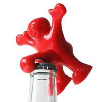 Wholesale novelty bar bottle opener for sale - Group buy Kitstorm Novelty Happy Man Beer Bottle Opener Bar Tools Kitchen Gadgets Kitchen Tools Accessories