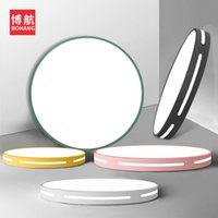 Wholesale smart ceiling lighting - BOHANG LED Ceiling Lights Color Change Ceiling Lamp 25W 400mm Smart Remote Control Dimmable Bedroom Living Room Eye protected
