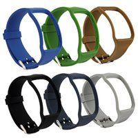 Wholesale soft touch watches for sale - Group buy Bemorcabo Replacement Wristband for Samsung Galaxy Gear S SM R750 Smart Watch Soft Touch Feeling TPU Watch Bracelet Strap