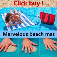 waterproof baby blanket outdoor 2018 - 150x200cm Waterproof Foldable Outdoor Camping Mat Picnic Mat Plaid Beach Blanket Baby Climb Blanket Multiplayer Tourist