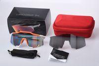 Wholesale polarized ski sunglasses - Hot Sale 8 Set Ski Goggles Luxury 100 Speedcraft 100% Outdoor Sports Bicycle Sunglasses Bicicleta Gafas Ciclismo Cycling Glasses Eyewear