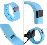 ingrosso pulsera bluetooth-fit bit Impermeabile IP67 Smart Braccialetti TW64 bluetooth attività fisica tracker smartband pulsera orologio da polso non fitbit flex fit bit