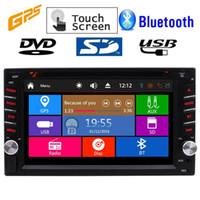 Wholesale electronic mp3 resale online - EinCar GPS Car Stereo Electronics Multimedia In Dash Video Car PC Headunit Auto car DVD Player Autoradio MP3 MP4 Double Din Radio Aux