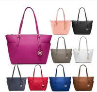 Wholesale National Lighting - Replica high quality pu leather luxury designer handbags women bags famous brand designer purses tote bag