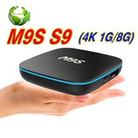 Wholesale android tv kitkat resale online - 2018 New MXQ PRO M9S S9 RK3229 Android Wifi Android TV Box GB GB Quad Core IPTV Kitkat WIFI Better X96 T95X T95N X92