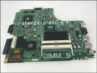 Wholesale biostar motherboard resale online - CN FK62 FOR DELL INSPIRON laptop motherboard I5 U GT730 mainboard DNE40 CR PWB J8Y4 test