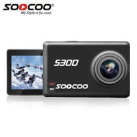 Wholesale soocoo for sale - SOOCOO S300 Action Camera K FPS Sports Camera quot Touchscreen Hi3559V100 IMX377 EIS Wifi External Mic