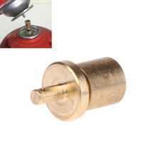баллон для газа оптовых-Hot sale Gas Refill Adapter for Outdoor Camping Stove Gas Cylinder Tank Hiking Accessories