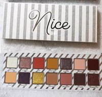 Wholesale Nice Holidays - NEW Cosmetics Holiday Palettes Naughty Nice makeup palettes 14 color eyeshadow palette DHL Free shipping+GIFT
