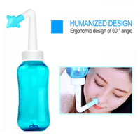 Wholesale Wash Systems - Sinus Allergies Nasal Pressure Neti Nose Health Care Nasal Wash System Cleaner Nose Protecting Cleans Moistens for Kids Adults