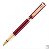 Wholesale fountain pens picasso resale online - Picasso Fountain Pen Pimio Picasso Black Pens Gold Clip Luxury Writing Supplies cm