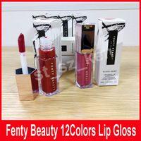 Wholesale Glow Gloss - Fenty Beauty Liquid Lipstick Limited Edition Glaze BNIB FENTY BEAUTY BY RIHANNA Gloss Bomb Universal Lip Luminizer Gloss Fenty Glow