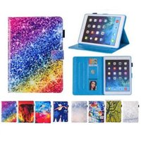 Wholesale ipad air2 smart case for sale - Group buy Beautiful Starry Sky Cute Elephant Smart wake up flip cover PU Leather Cover Case for ipad air air2 Mini New ipad