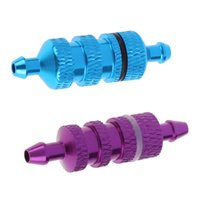 Wholesale nitro rc cars online - 02156 Aluminum Fuel Filter Nitro WD RC Car Upgrade Parts