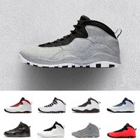 Wholesale back flats shoes online - Mens s Cement white Westbrook Cool Grey I m Back Steel Grey Basketball Shoes Men Chicago GS Fusion Red Bobcats Sports Sneakers Shoes