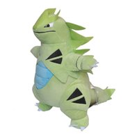 Wholesale Kids toys CM Tyranitar plush toy best babt gifts NOPO072