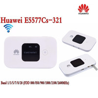 Wholesale unlocked huawei hotspot router resale online - Unlocked Huawei E5577 G LTE Cat4 e5577cs Mobile Hotspot Wireless Router wifi pocket mifi dongle