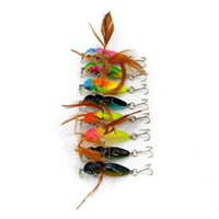 Wholesale style lure online - Artificial Insect Lures Baits With Fishing Hooks For Outdoor Catch Fish Pesca Mini Novelty Tackle Super Lightweight Many Styles hr ZZ