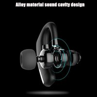 Wholesale mixed voice - high quality V9 Bluetooth earphone CSR 4.1 Business Stereo Earphones With Mic Voice Control Wireless earphone with package