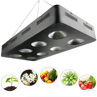 Wholesale grow indoor hydroponics - Full Spectrum 500W 1000W 1500W 2000W LED Grow Light integrated COB Grow Lamp For Indoor Hydroponics System Growing and Flowering
