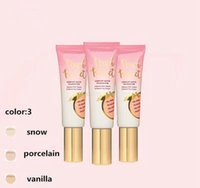 Wholesale Perfect Concealer - Newest TF faced peach perfect comfort matte foundation infused with peach & sweet fig cream Foundation Primer 48ml
