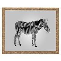 zebra weben großhandel-Weiß zebra tier malerei diy 5d diamant genäht kreis 3d diamant weben werkzeug set diamant mosaik raumdekoration ohne rahmen