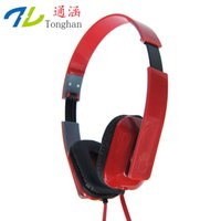 Wholesale WD42 WD46 Stereo Headset Build in Microphone Sport Earphone MP3 PC Gaming Auriculares for IOS Android Phone