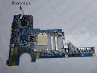 Wholesale hp laptop amd online - 638856 for hp Pavilion G4 G6 G7 laptop motherboard amd ddr3 DA0R22MB6D1 test ok