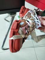 zapatilla botas botas mujer al por mayor-Estilo clásico de lujo europeo de 3 bao, show de Milán, zapatos casuales nuevos, zapatos de mujer, botas, suela de caucho, bordado, decoración de cristal