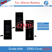 Wholesale replacement ups batteries - High Quality Battery For iPhone 6 6 plus 6s 6s plus Battery Internal Built-in Li-ion Replacement Full Capacity Battery & Free UPS Shippings