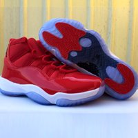 Wholesale Gym Rubber Bands - 11s Free postage running shoes   basketball   soccer super A variety of colors (Valentine's Day ) men and women couples Sneakers With Box
