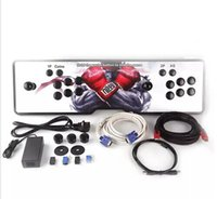 Wholesale Hdmi Design - New design,American joystick,The new box 4S arcade consoles ,680 programs,HDMI VGA out, connected to computer,Add pause and exit DHL