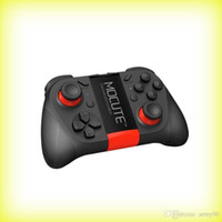 Wholesale pc game pads - Original Mocute Wireless Bluetooth Gamepad Android Joystick PC Wireless Remote Controller Game Pad For Smartphones For VR Box