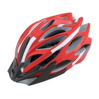 casco casco mtb al por mayor-Durable Ciclismo Capacete Vents Ultralight EPS Ciclismo Casco Deportes al aire libre MTB / Carretera Bicicleta de montaña Casco de bicicleta Carrera