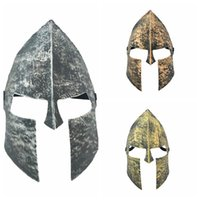 Wholesale dress plastics for sale - 3styles Halloween Costumes Immortal Sparta Mask Retro Warrior Masquerade Vintage Mask Fancy Dress Party mask Movie Memorabilia FFA623