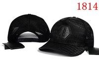 Wholesale Metal Snapback Hats - 2018 Germany popular ICON cap Hip Hop summer Baseball Cap Hat metal Letter 78 Caps for Men Women Snapback Brand cap