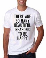 camiseta dos homens unisex venda por atacado-Happy T Shirt Segundas-feiras Mens Tshirt Presente Unisex Womens Kids Aniversário Se Dinossauro R