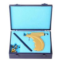 pistola de clavos al por mayor-Herramientas profesionales para piercing de oreja Piercing para el cuerpo Conjunto de pistola para mujeres y hombres en todo el mundo